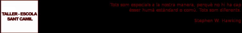 Centre Ocupacional Taller Escola Sant Camil